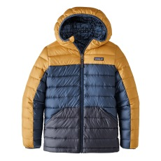 product-Patagonia Reversible Recycled Down Jacket