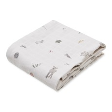 product-Cam Cam Deer Organic Cotton Muslin Cloth