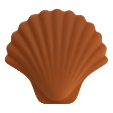 product-Los Objetos Decorativos Vase coquillage en argile