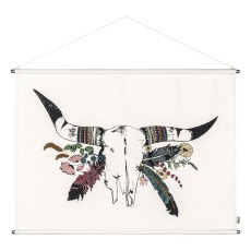 product-Numero 74 Buffalo Embroidered Poster