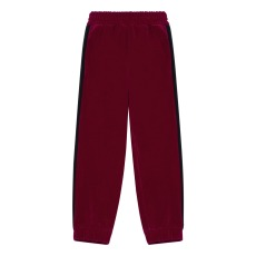 product-Hundred Pieces Velour jogging bottoms
