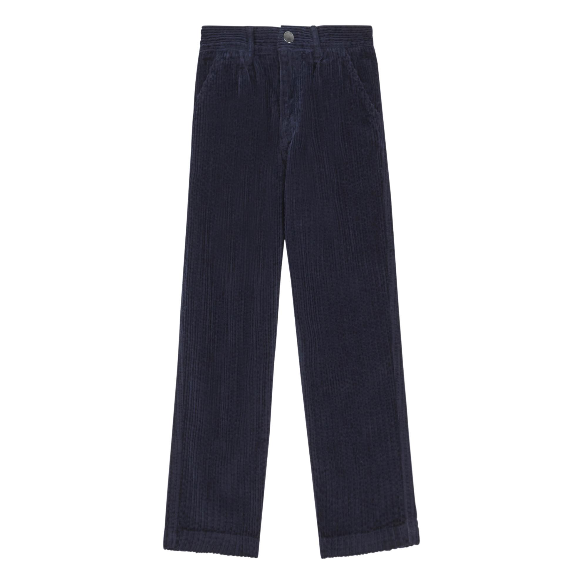 Pantalon Chino Velours