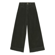 product-Hundred Pieces Velour flare trousers