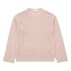 product-Zhoe & Tobiah Openwork Jumper