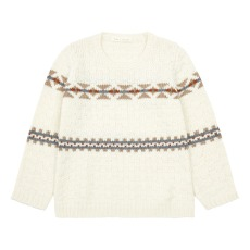 product-Zhoe & Tobiah Textured Wool Jumper