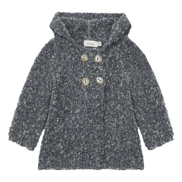 Mario Boucelette Jacket Heather grey