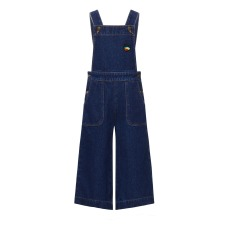 product-Hundred Pieces Denim overalls