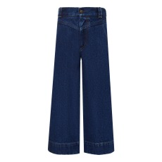 product-Hundred Pieces Denim flare trousers