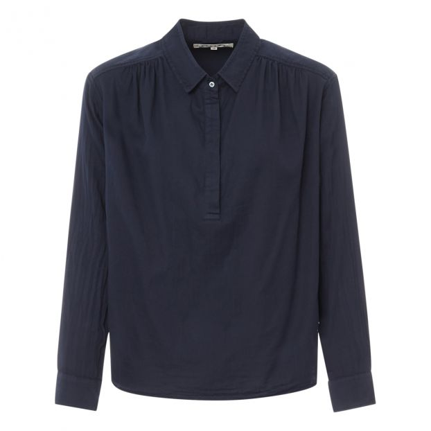 Beck Shirt Navy Blue by Smallable