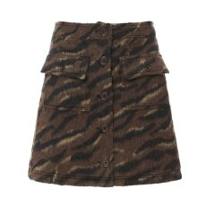 product-YMC Tiger Jacquard Skirt