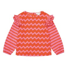 product-Stella McCartney Kids Zig Zag Blouse