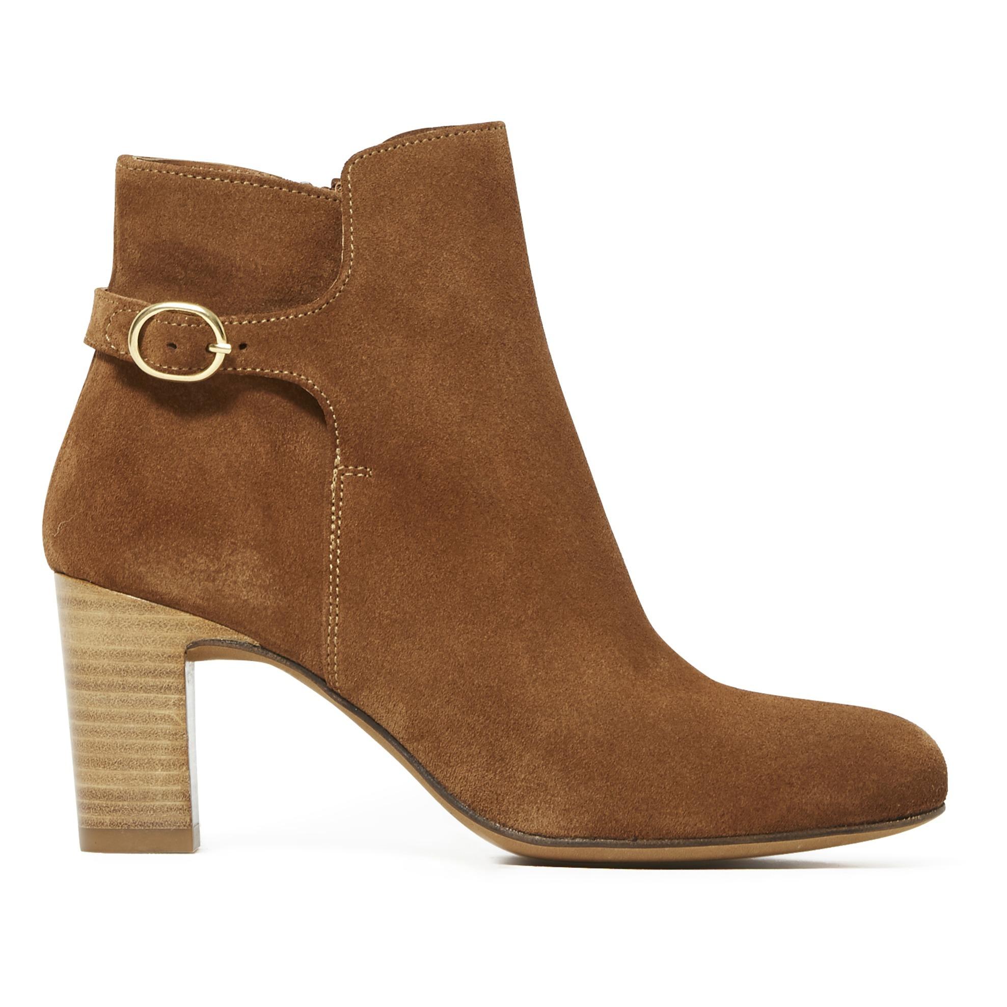 Gedeon Suede Boots