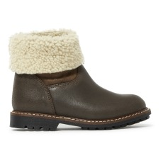 product-Bonpoint Romain Furry Boots