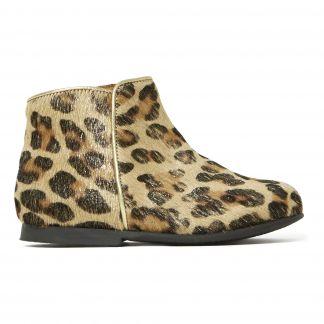 size 40 8dd7f 76207 Stivali Pony leopardo Beige