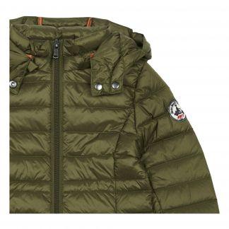 Mat Authentic Down Jacket Navy Blue Pyrenex Fashion Teen