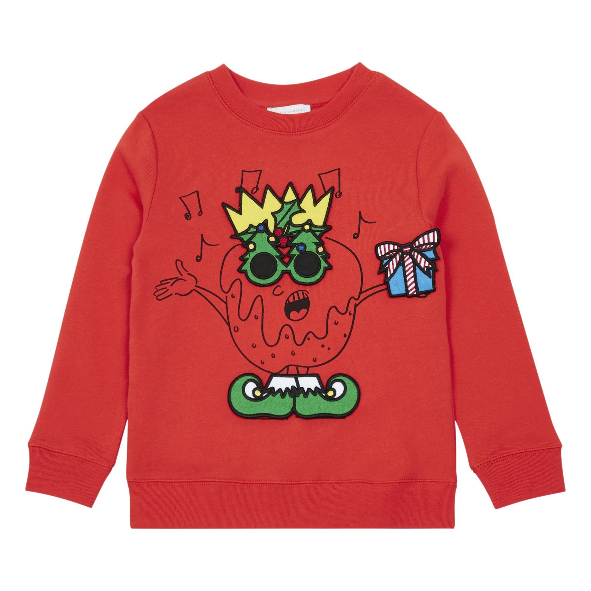 Sweatshirt Bio-Baumwolle Abnehmbare Must-Have Special 2312