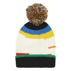 product-Stella McCartney Kids Bonnet Coton Bio