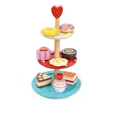 product-Le Toy Van Toy Cake Stand & Accessories