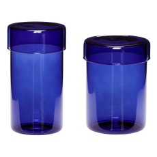 product-Hübsch Pot en verre - Set de 2