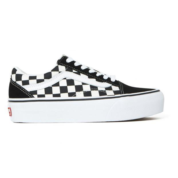 Get - vans ua old skool checkerboard