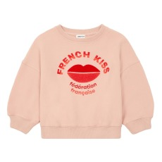 product-Hundred Pieces French Kiss Sweatshirt