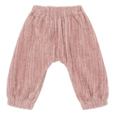 product-Pequeno Tocon Pantalon Sarouel Velours Côtelé