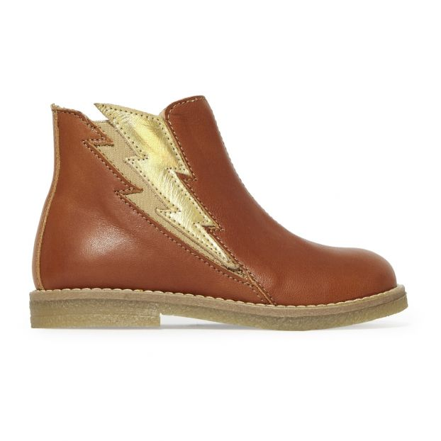 Boots Eclair Cognac