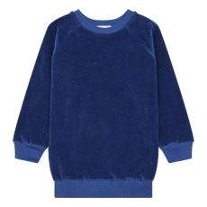 product-We Are Kids Henri Organic Cotton Velvet Sweatshirt