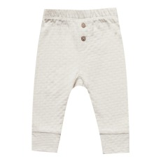 product-Quincy Mae Organic Cotton Pointelle Pyjama Bottoms