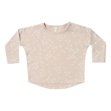 product-Quincy Mae Floral Organic Cotton T-shirt