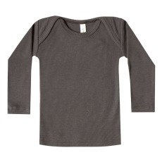 product-Quincy Mae Organic Cotton Ribbed T-shirt