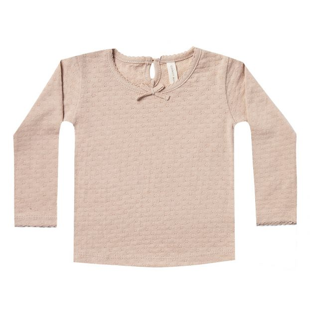Imps /& Elfs Baby U Regular T-Shirt Ls Lady Grey
