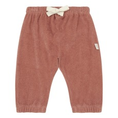 product-Poudre Organic Cannelle Terry Cloth Sweatpants