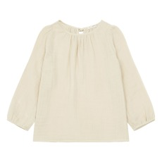 product-Soor Ploom Frances Organic Cotton Blouse