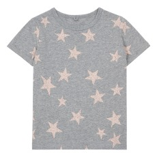 product-Stella McCartney Kids Organic Cotton Star T-Shirt