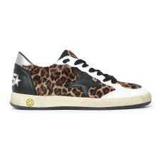 product-Golden Goose Deluxe Brand Leopard Laced Trainers