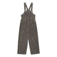 product-Yellowpelota Velvet Dungarees