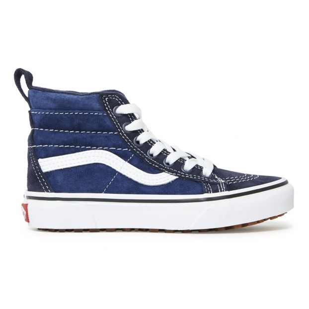 SK8,Hi MTE Suede High,Top Trainers Navy blue