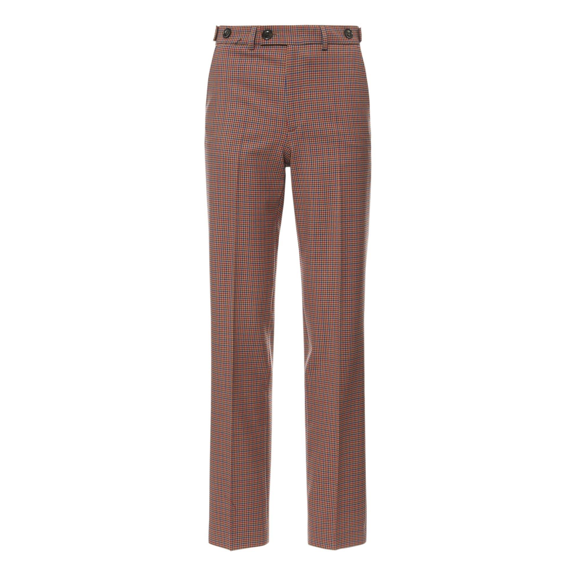 Pantalon Carreaux Philibert
