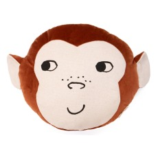 product-Nobodinoz Monkey Cushion
