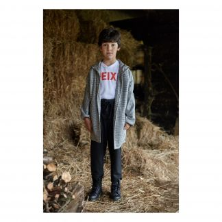 Ter Jason Jacket Ecru Soeur Fashion Teen Children Adult