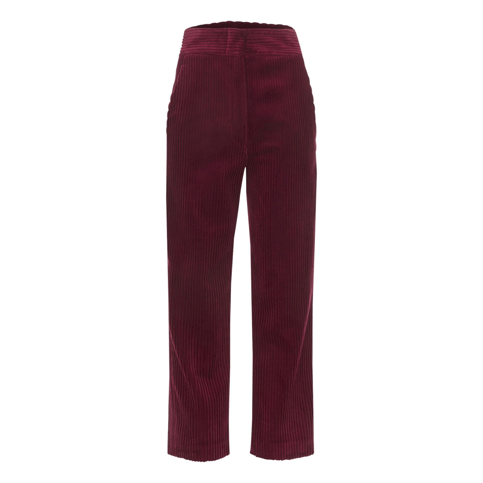 Pantalon Milo Velours