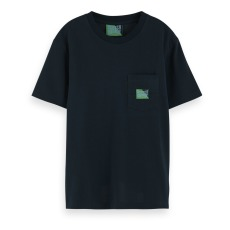 product-Scotch & Soda T-Shirt Piqué