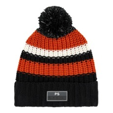 product-Paul Smith Junior Fluorescent Pompom Beanie Hat