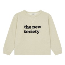 product-the new society Sweat The New Society Coton Bio