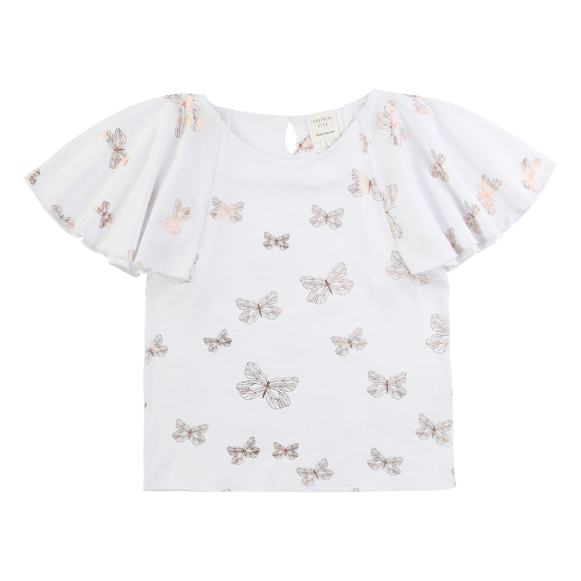 T-shirt Papillons