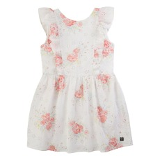 product-Carrement Beau Robe Broderie Anglaise