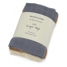 product-Konges Slojd Organic Cotton Muslin Cloths