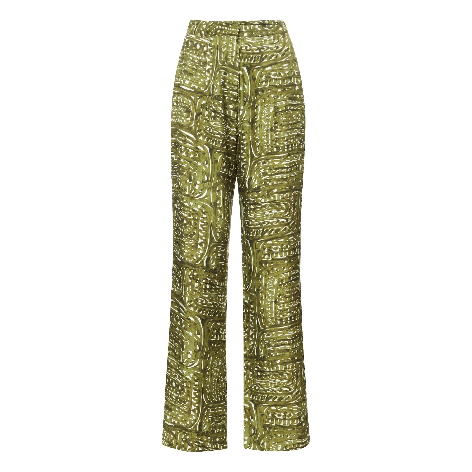 Pantalon Soie Elif