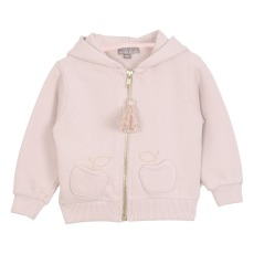 product-Emile et Ida Apple Pocket Zipped Sweatshirt
